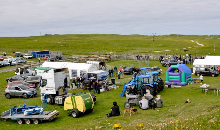 North Uist Show