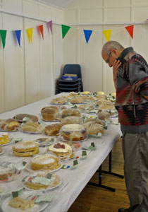North Uist Show home baking