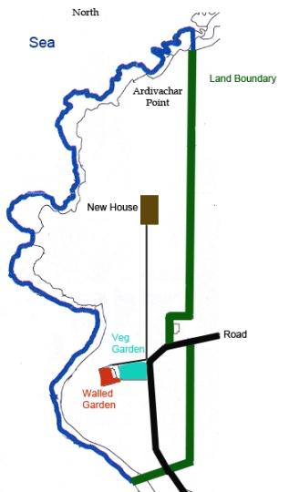 Croft map