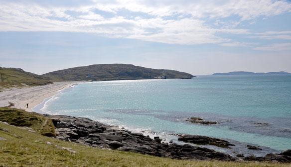 Charlie's Beach Eriskay