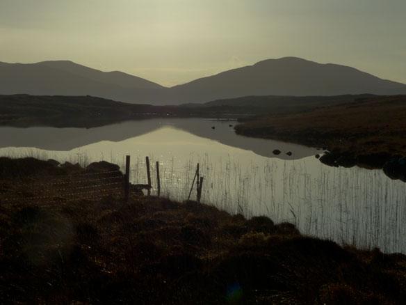 Loch Bhacasaraidh, South Uist