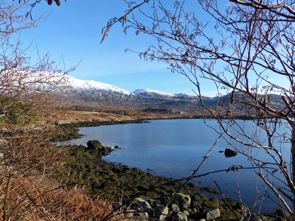 North Loch Eynort, South Uist