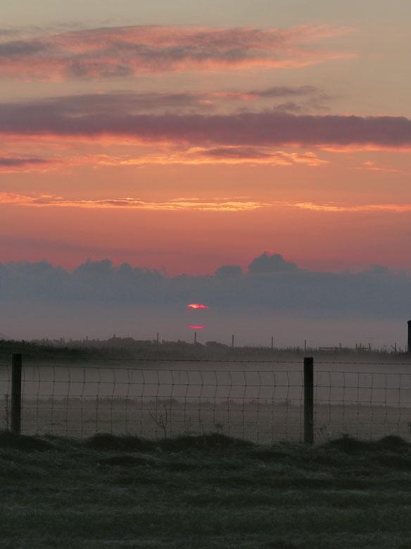 Ardivachar October dawn