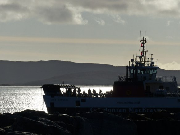 Berneray Ferry to Harris