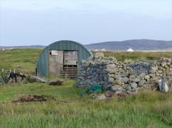Old Nissen Hut