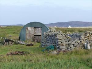 Old Nissen Hut