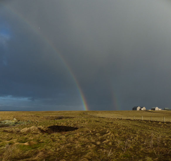 Ardivachar rainbow