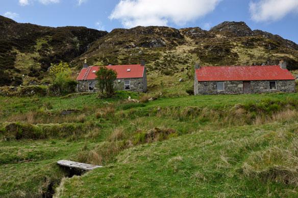 Molingeanais houses