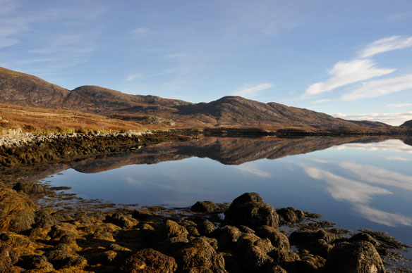 November North Loch Eynort, South Uist