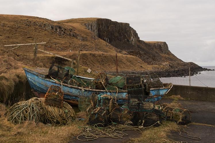 Camas Mor, Skye