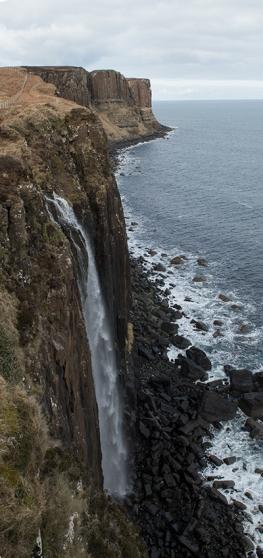 KIlt Rock, Mealt Waterfall