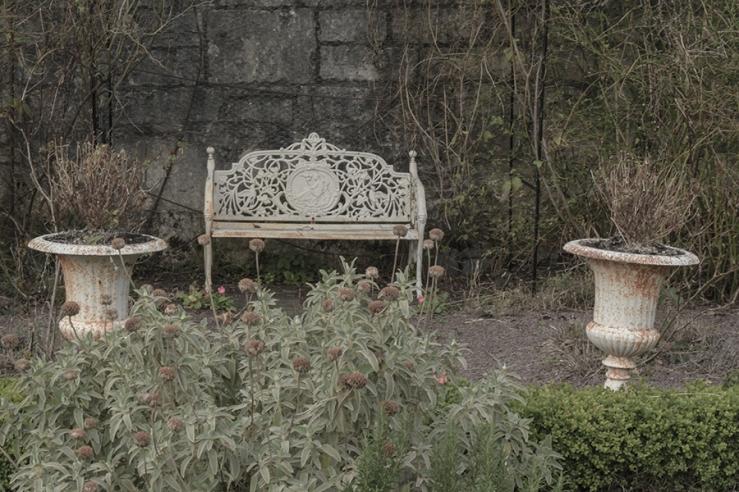 Applecross walled garden